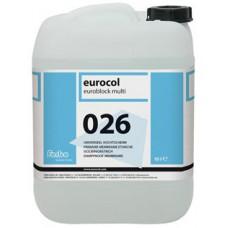 Eurocol 026  (12.4 кг канистра)