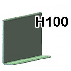 Плинтусная лента  H=100мм L=50м